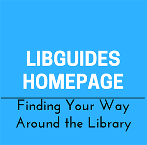 Libguides Homepage